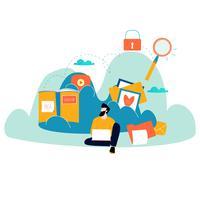 Servizi e tecnologia di cloud computing