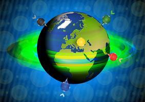 Spinning World e spilli