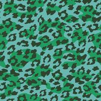 Sfondo senza giunte di leopardo. Illustrazione vettoriale