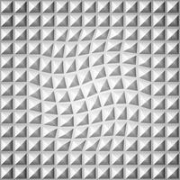 Sfondo bianco / grigio vettoriale
