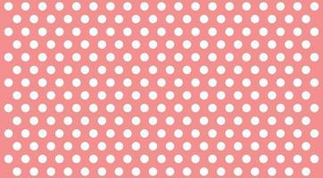 pois arte astratto rosa paesaggio ampio sfondo bianco forme simbolo modello senza soluzione di continuità per la stampa tessile copertine di libri ecc vettore