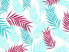 La giungla tropicale lascia la priorità bassa senza giunte del reticolo