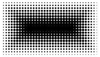Mezzotono vettoriale dettagliata per sfondi e disegni
