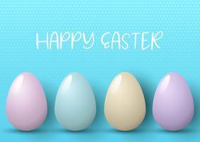 Sfondo uovo di Pasqua