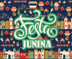 Festa latinoamericana, la festa di giugno del Brasile.