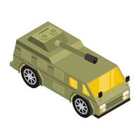 veicolo da trasporto blindato vettore