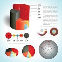 informazioni infografica vettoriale