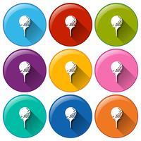 Icone di golf