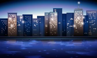 Una città vettore