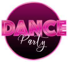 Un'icona di festa da ballo