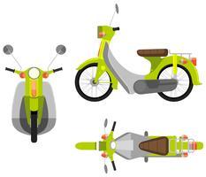 Motociclo vettore