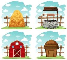 Cose diverse nella fattoria
