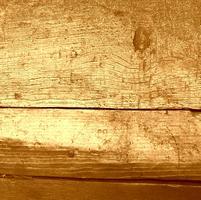 Disegno vettoriale realistico struttura di legno