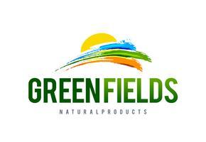 Logo del campo verde