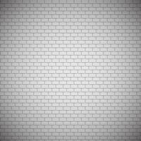 Modello alto-dettagliato realistico del muro di mattoni, illustrazione di vettore