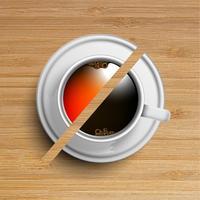 Una tazza di caffè / tè, vettore