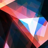 Concetto di design colorato sfondo, vettoriale