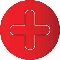 Linea cerchio di pendenza icona perfetta Vector o Pigtogram Illustration