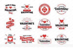 Matrimonio Retro Vintage Vector Label
