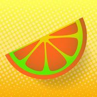 sfondo vettoriale di frutta