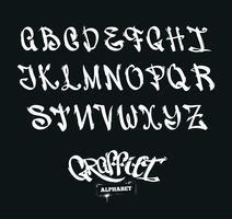 Alfabeto dei graffiti