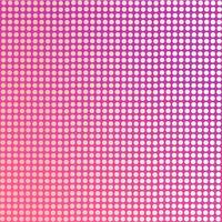 Sfondo sfumato purea con punti rosa morbidi.