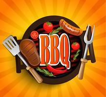 Elementi grill barbecue