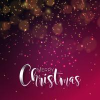 Illustrazione a tema natalizio vettore