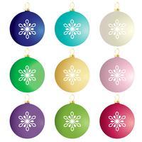ornamenti colorati gradiente clipart vettoriali