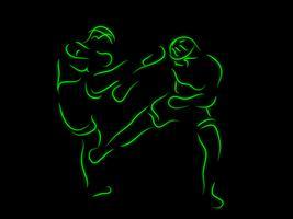 boxe vettore