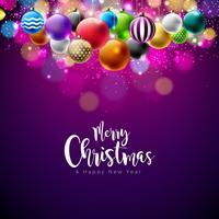 Illustrazione di buon Natale