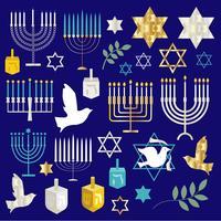 clipart di hanukkah