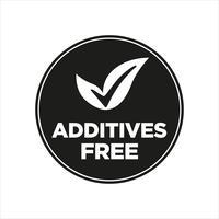 Additivi gratuiti. vettore