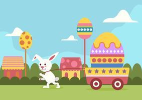 Wallpaper di uova di Pasqua