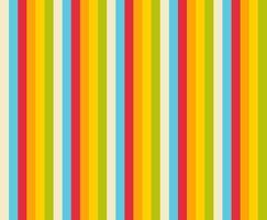 Linee verticali modello di colore retrò.