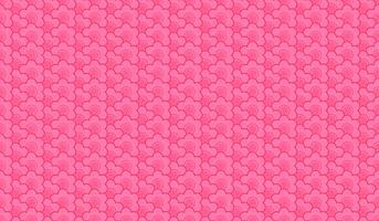 Ornamento giapponese con fiori di sakura seamless pattern Premium sfondo vettore