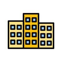 Icona di vettore di costruzione