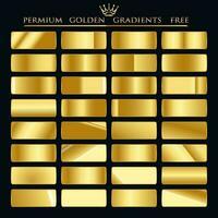 Premium Golden Gradients GRATIS
