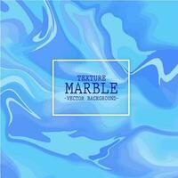 Marmo texture blu vettore