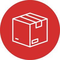 Icona del pacchetto vettoriale
