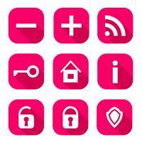 icone web vettore