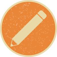 Icona di vettore della matita