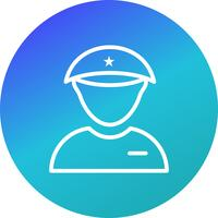 Tenente Vector Icon
