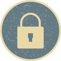 Icona di sicurezza vettoriale