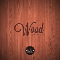 Progettazione di legno del fondo di struttura di vettore. Illustrazione di legno d'epoca scura naturale. vettore