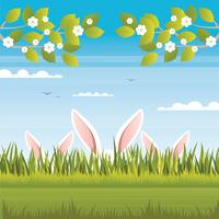 Illustrazione vettoriale di Pasqua