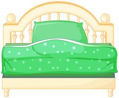 Camera da letto vettore