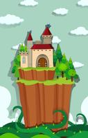 Castello sull'isola