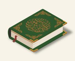 Illustrazione di Al Quran