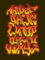 Carino Graffiti Vector